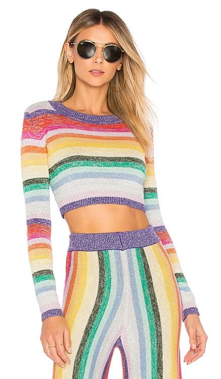 Believe Sweater Lovers + Friends $158 BEST SELLER
