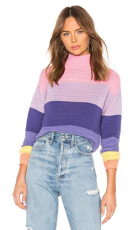 Unicorn Crop Sweater Lovers + Friends $95