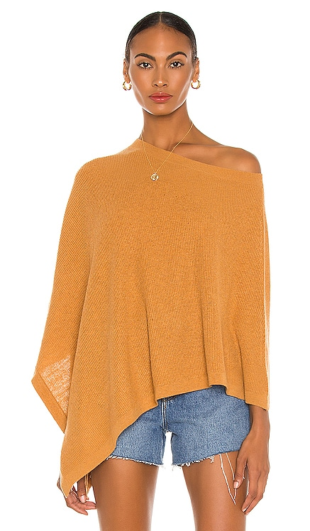 Granger Poncho Lovers + Friends $170 NEW