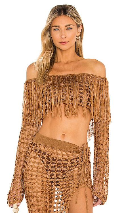 Stellar Sweater Lovers + Friends $128 NEW