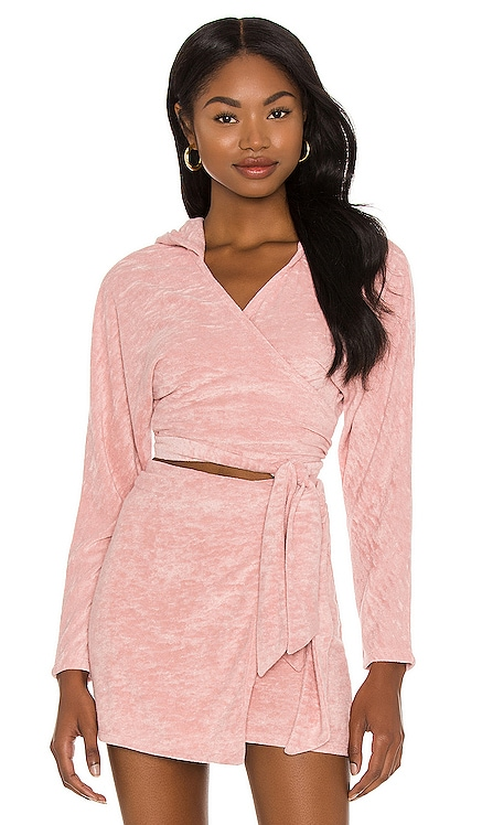Tamara Sweatshirt Lovers + Friends $138 NEW