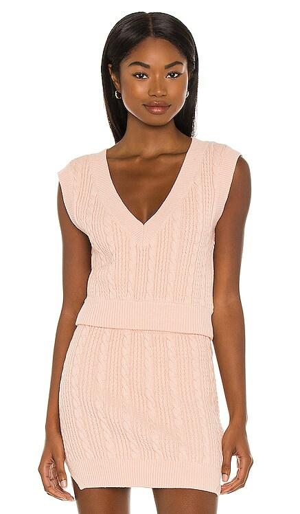 Rylan Knit Vest Lovers + Friends $158