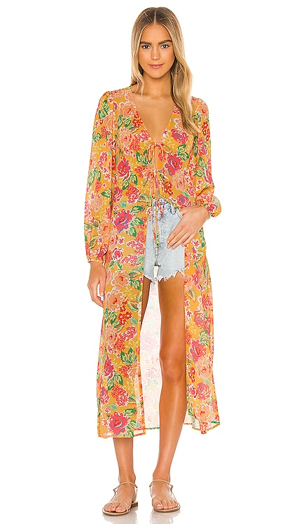Temptation Robe Lovers + Friends $198