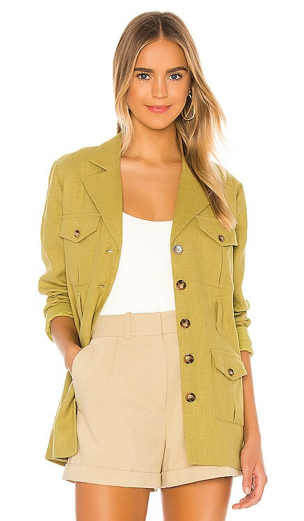 Hudson Jacket Lovers + Friends $238 NEW
