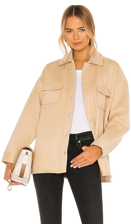 BLOUSON BELTED Lovers + Friends $178