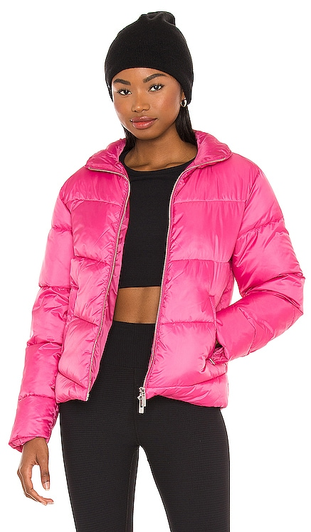 Maggie Puffer Jacket Lovers + Friends $168 NEW