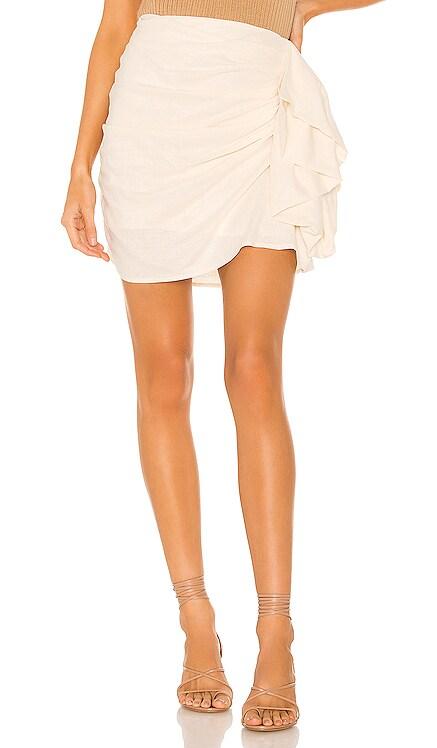 Hunter Mini Skirt Lovers + Friends $72