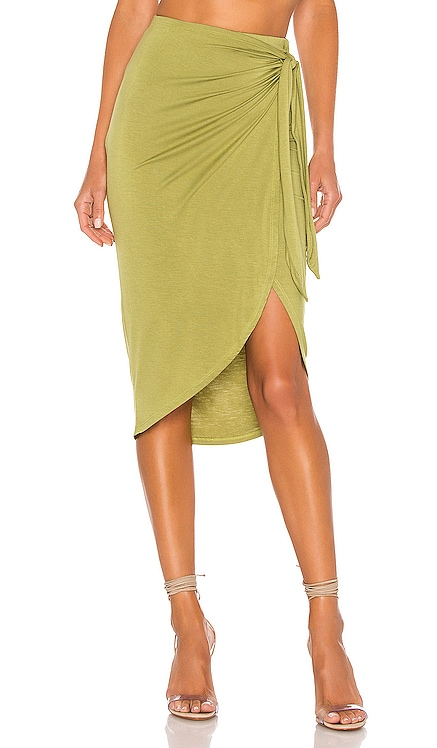 Gaia Skirt Lovers + Friends $110