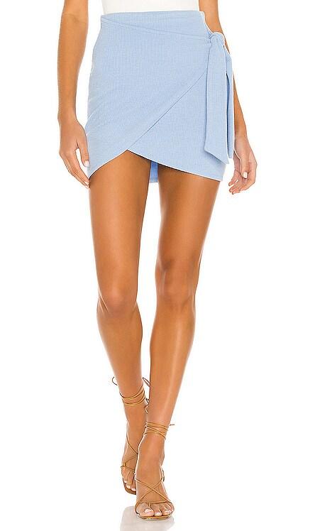 Kloss Mini Skirt Lovers + Friends $88