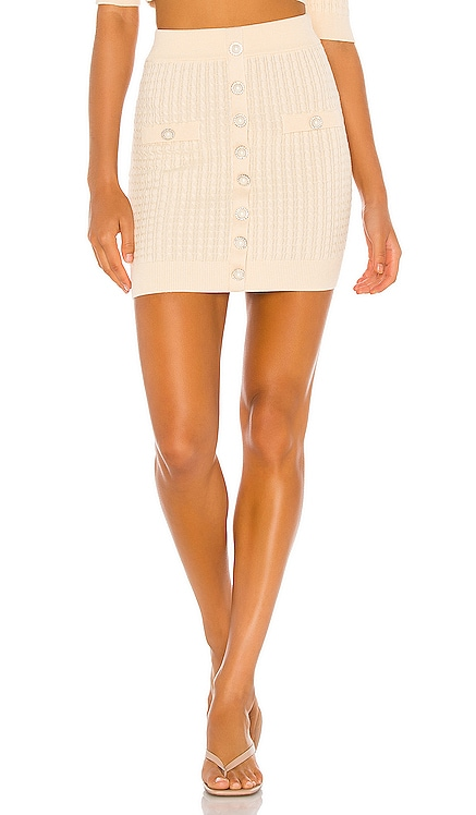 Bella Mini Skirt Lovers + Friends $155