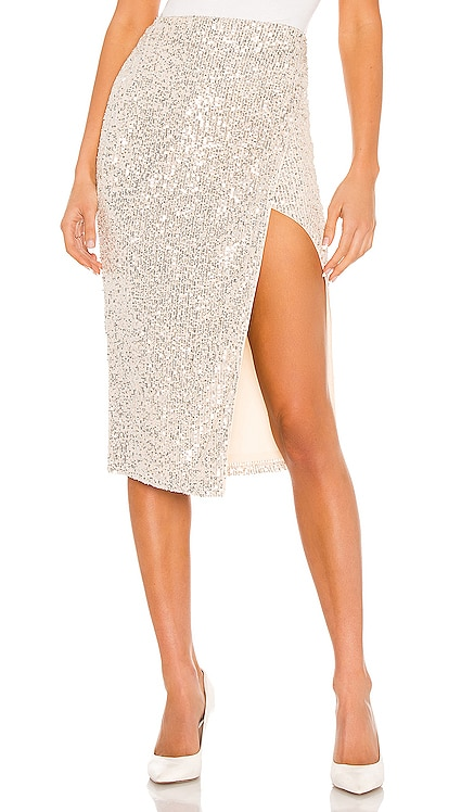 Colmar Midi Skirt Lovers + Friends $158