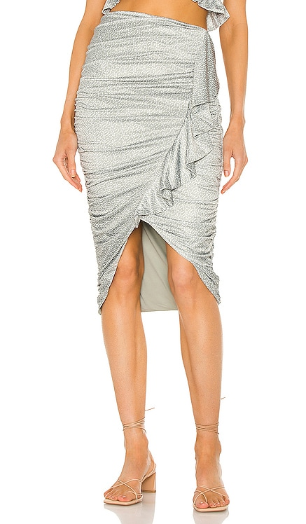 Maysen Skirt Lovers + Friends $168 NEW