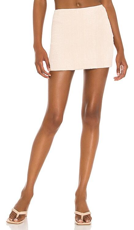 Devaney Mini Skirt Lovers + Friends $128
