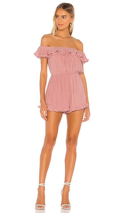Quincy Romper Lovers + Friends $168 BEST SELLER