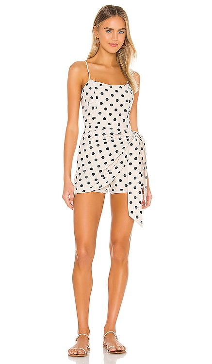 Charm Me Romper Lovers + Friends $228