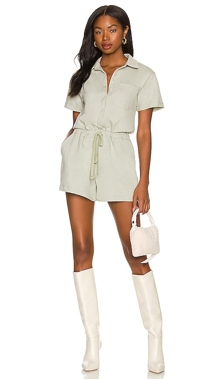 Everyday Terry Romper Lovers and Friends $148 NUEVO