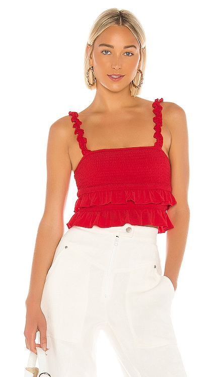 Carrie Top Lovers + Friends $43