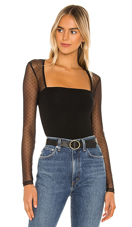 Elisabetta Bodysuit Lovers + Friends $130 BEST SELLER