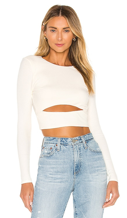 Clea Top Lovers + Friends $88 NEW ARRIVAL