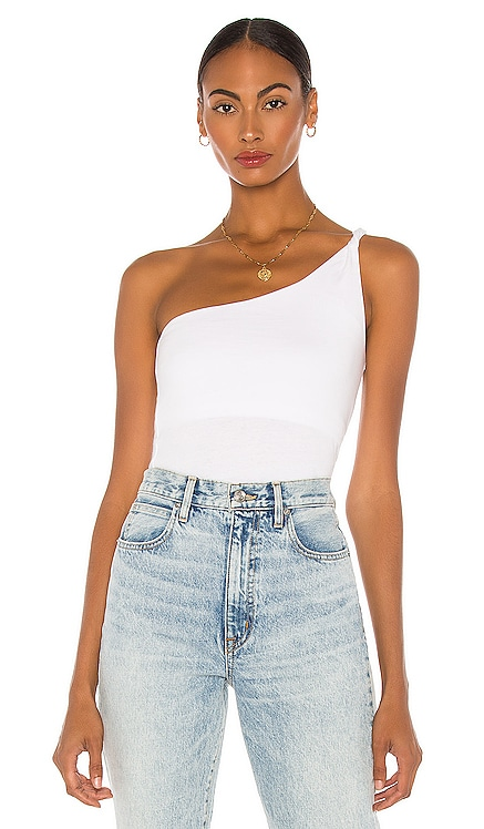 Twisted One Shoulder Tank Lovers + Friends $85 NEW