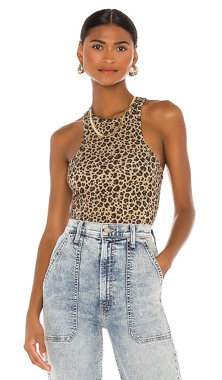 Racer Front Tank Lovers + Friends $108 NEW