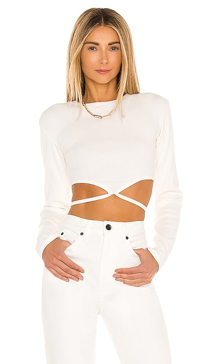 Waist Tie Tee Lovers + Friends $118 BEST SELLER