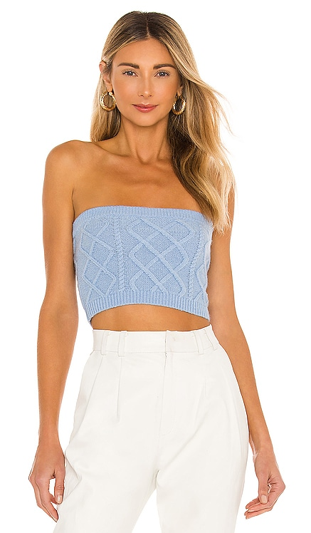 Opal Tube Top Lovers + Friends $125 NEW
