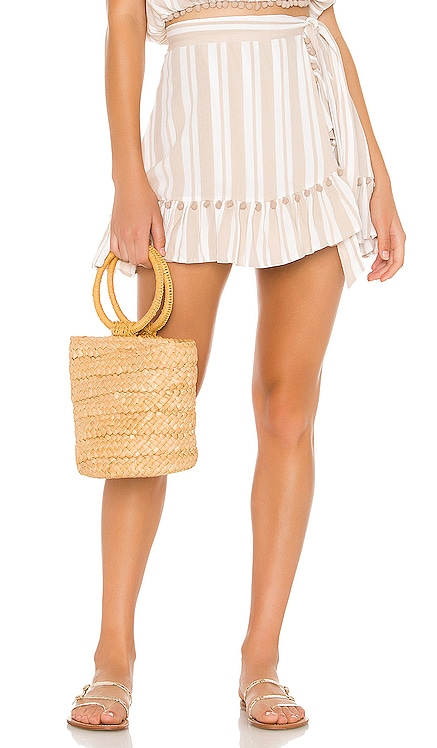 Alicia Skirt Lovers + Friends $77