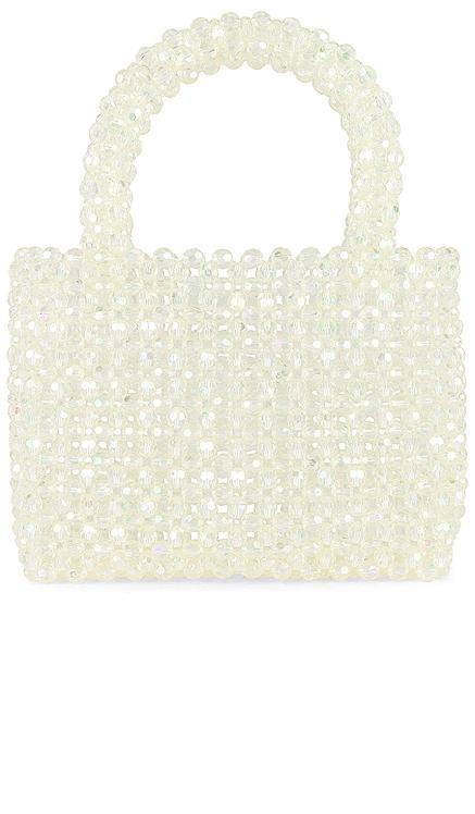 Bebe Beaded Bag Lovers + Friends $125