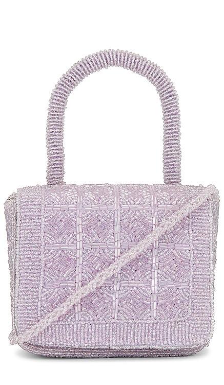 Ula Beaded Bag Lovers + Friends $132
