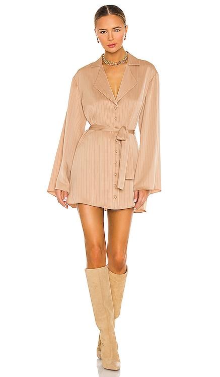 Dress Shirt with Waist Tie LPA $198 BEST SELLER
