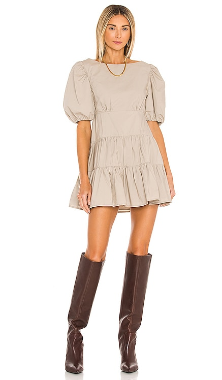 Sofia Mini Dress LPA $218 NEW