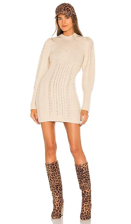 Ambrosia Mixed Stitch Dress LPA $248 NEW