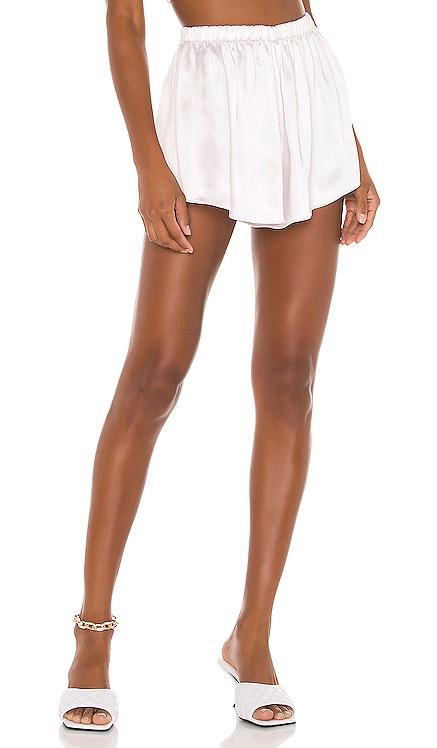 Flirty Satin Shorts LPA $128