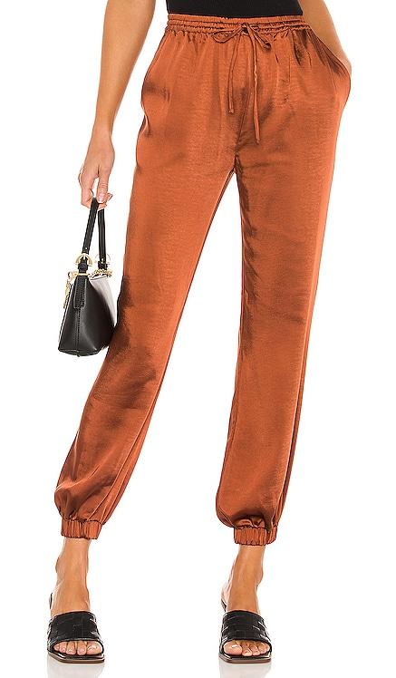 Elastic Waist Pant with Leg Cuff LPA $178