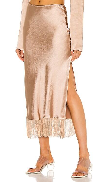 Fringe Skirt LPA $178