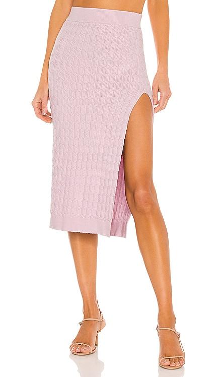 Charlotte Midi Skirt LPA $168