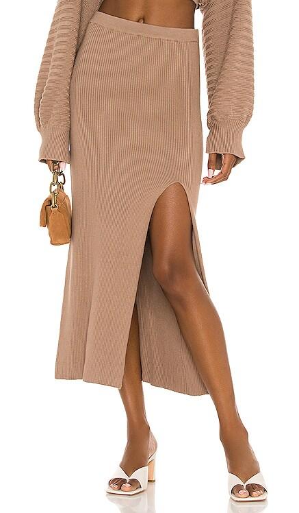 Magdala Knit Skirt LPA $158