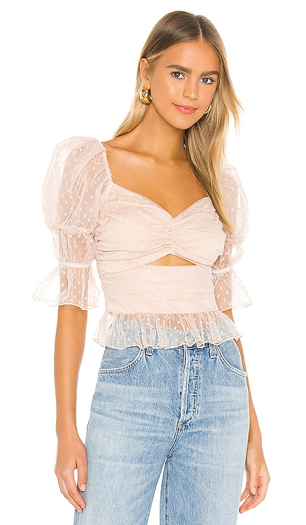 Dolores Top LPA $148 BEST SELLER