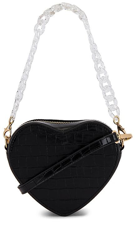 Mini Ava Heart Bag LPA $83