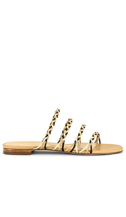 The Ibiza Slide Larroude $240