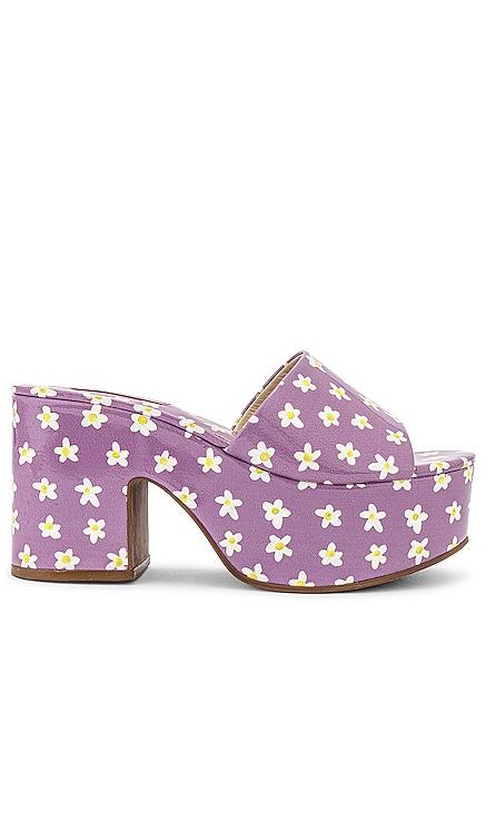 The Miso Platform Sandal Larroude $290