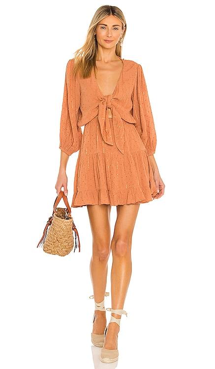 Stay Golden Dress L*SPACE $139 BEST SELLER