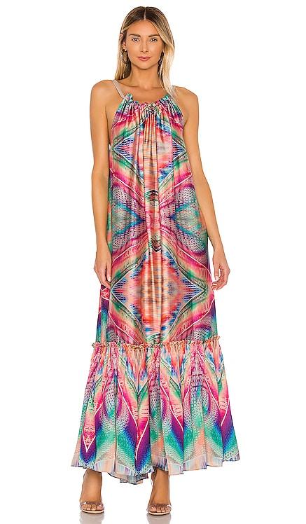 Kaleidoscope Beach Gown Le Superbe $425