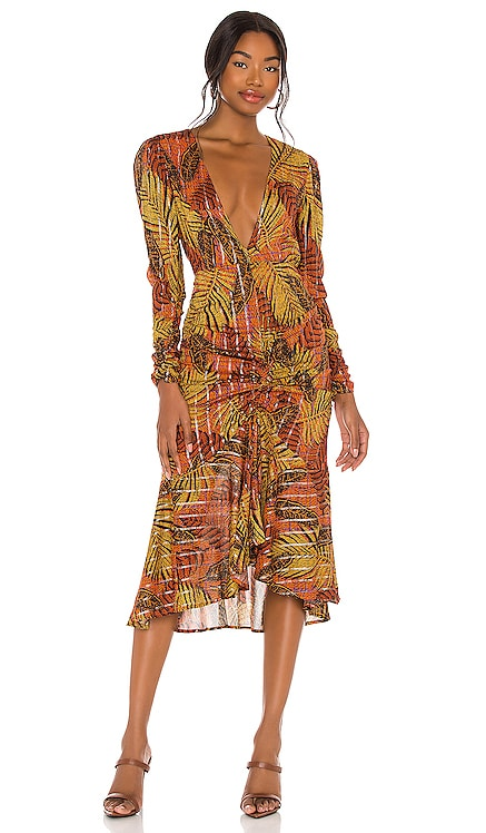 Crosby Ave Dress Le Superbe $645