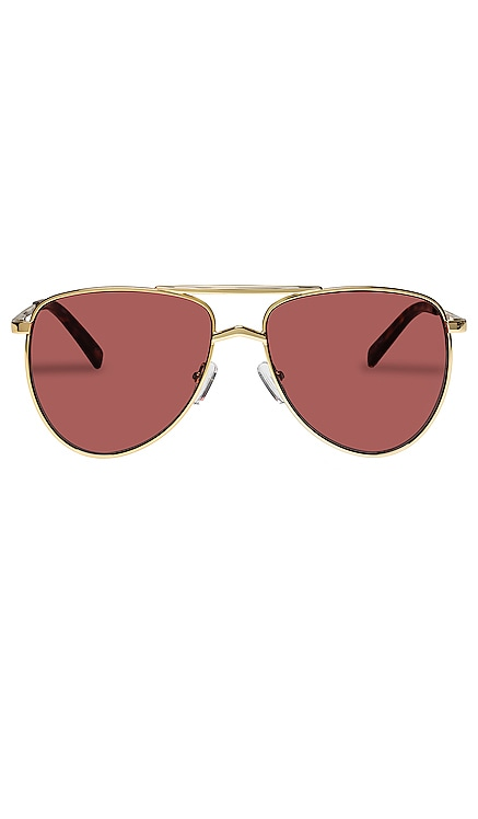 High Fangle Aviator Le Specs $89 NEW