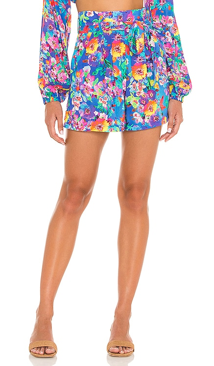 SHORT WATER BLOSSOMS Luli Fama $132 NOUVEAU