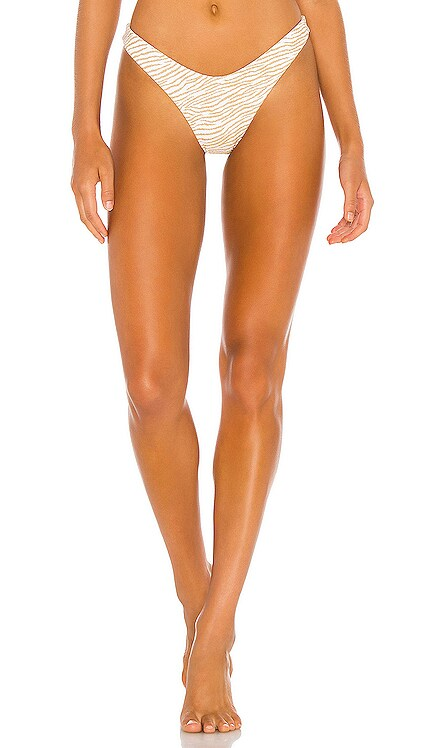 Goddess Allure High Leg Bottom Luli Fama $90