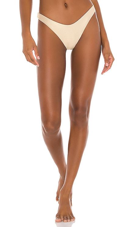 Cosita Buena High Leg Brazilian Bikini Bottom Luli Fama $91