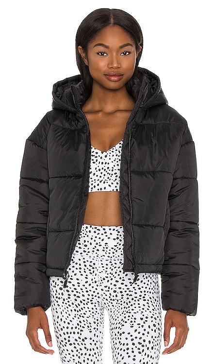 Taking Chances Puffer Jacket L'urv $124 NEW